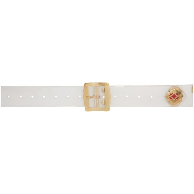 Photo: Ottolinger Transparent Traditionally Handcrafted Belt