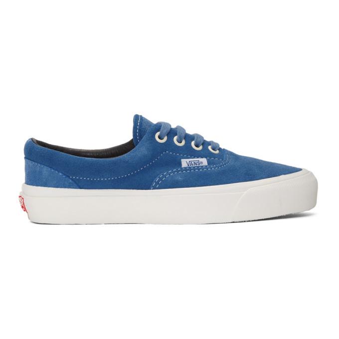 Photo: Vans Blue OG Era Lx Sneakers