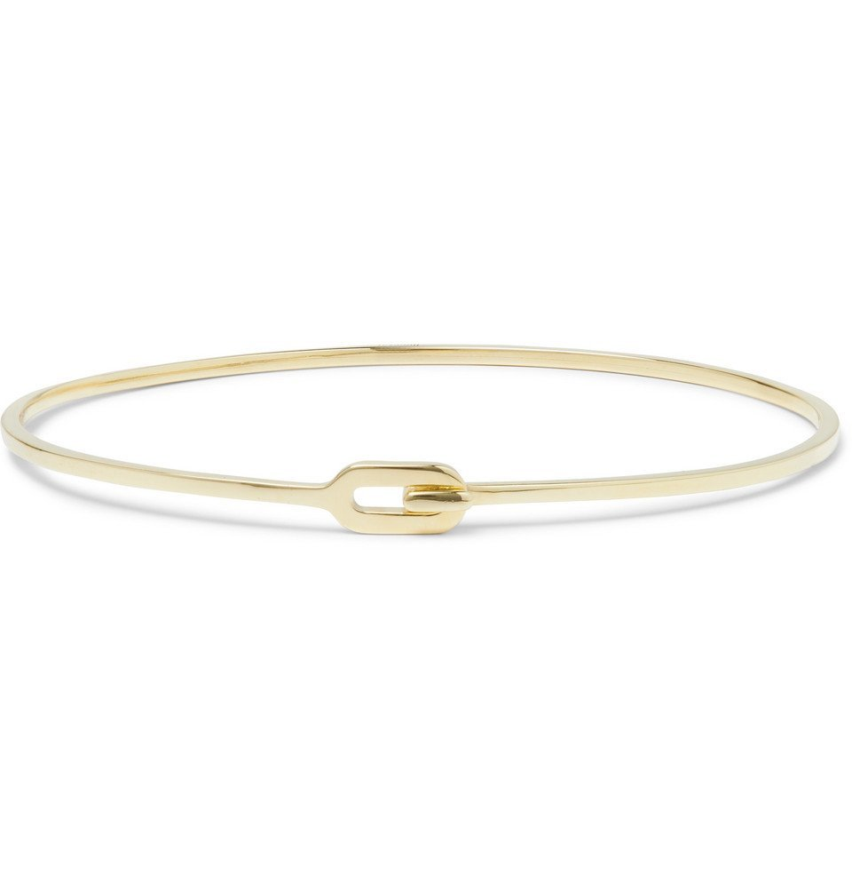 Photo: Miansai - Ace 14-Karat Gold Bracelet - Gold