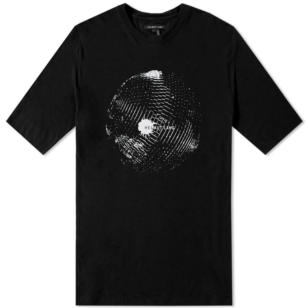 Photo: Helmut Lang Discoball Tee