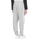 adidas Originals Grey 3 Stripe Lounge Pants