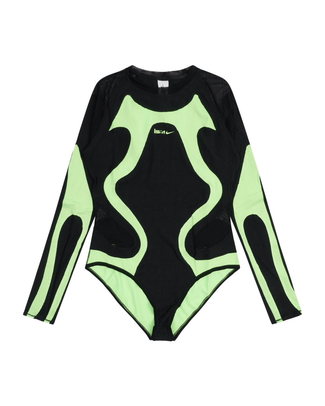 Photo: Nike Special Project Ispa Body Lime Blast/Black