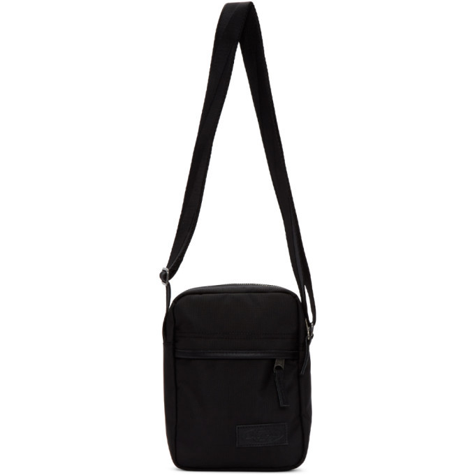 Photo: Eastpak Black The One Constructed Messenger Bag