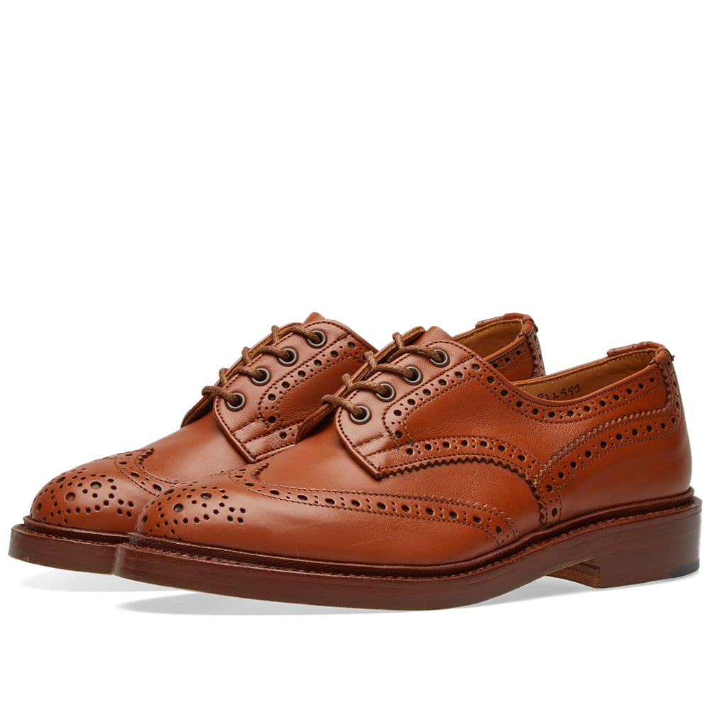 Photo: Tricker's Keswick Brogue