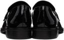 Martine Rose Black Patent Roxy Loafers