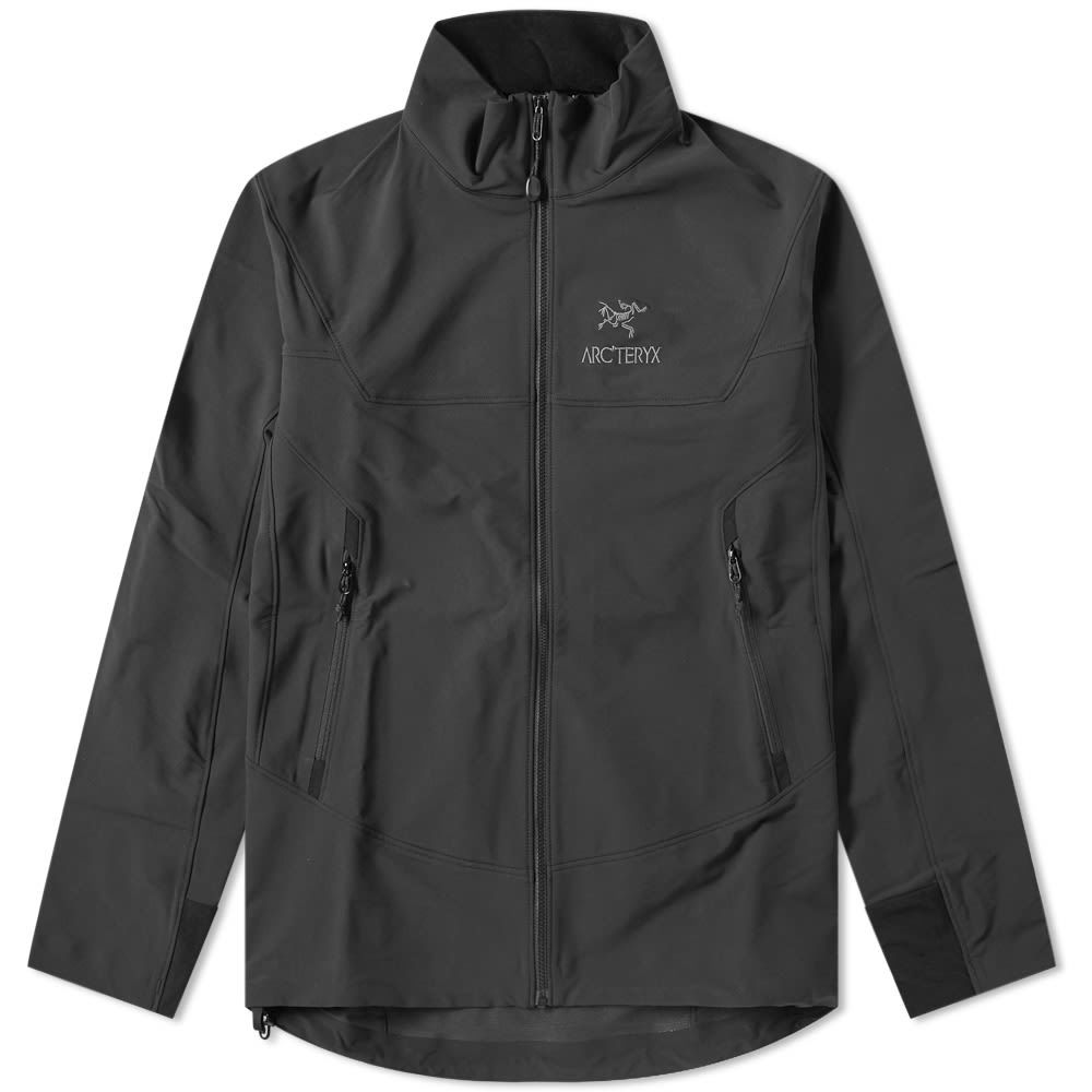 Photo: Arc'teryx Gamma LT Jacket Black