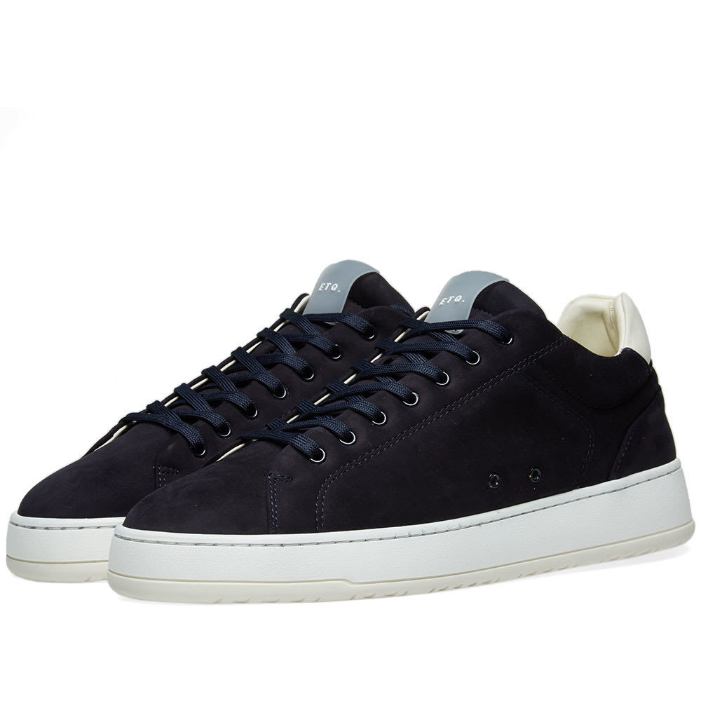 Photo: ETQ. Low Top 4 Suede Sneaker
