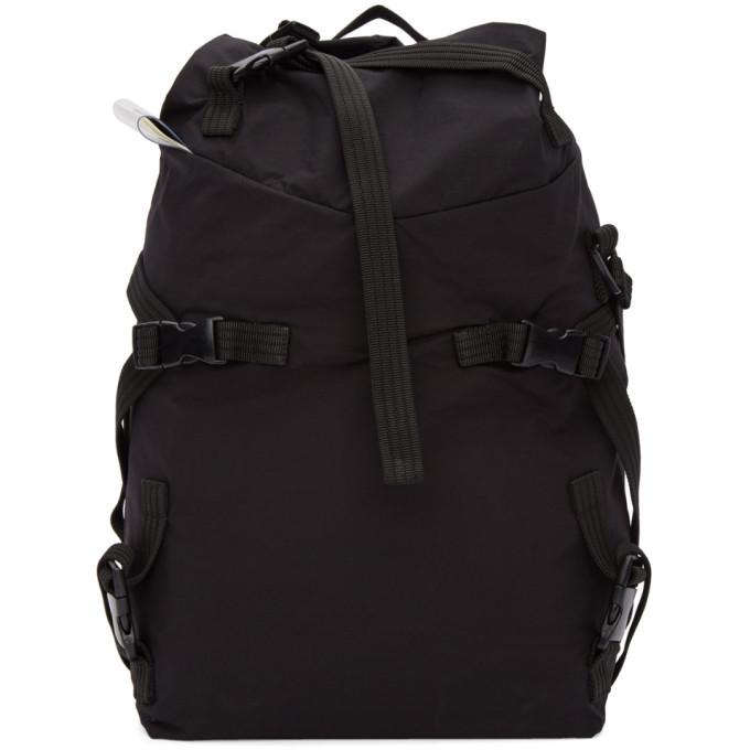 Photo: The Viridi-anne Black Multiple Strap Backpack