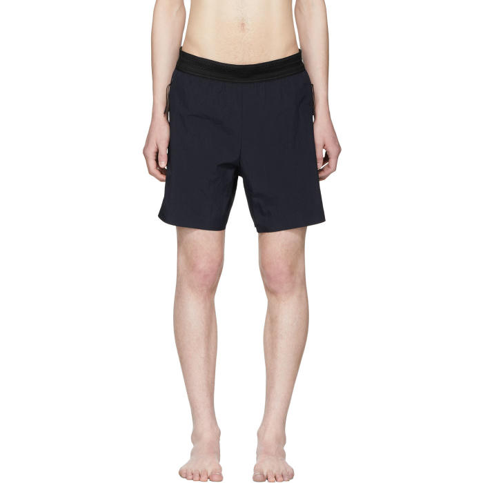 Photo: ISAOR Navy Laser Welded Swim Shorts