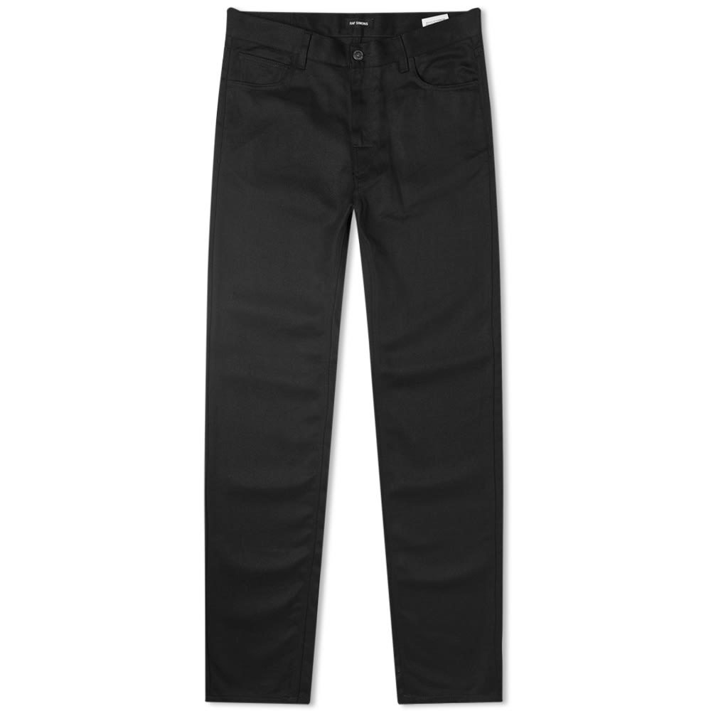 Photo: Raf Simons Label Slim Jean