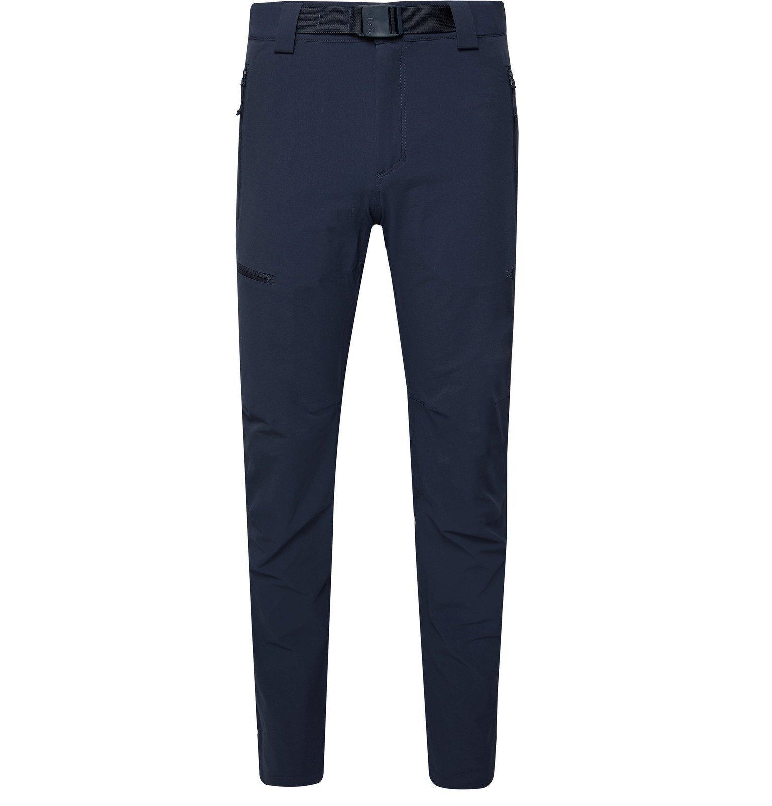 Photo: Rab - Vector Slim-Fit Matrix Trousers - Blue