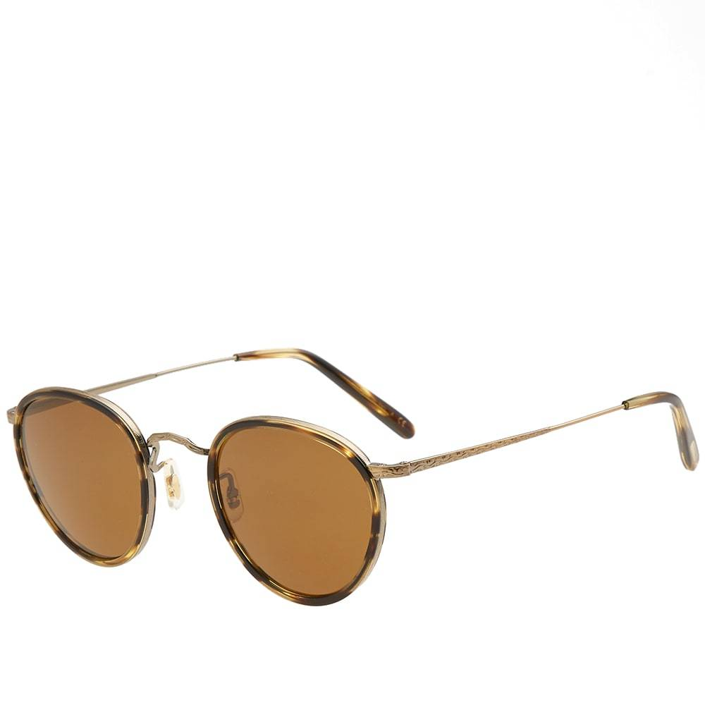 Oliver Peoples MP-2 Sunglasses Brown