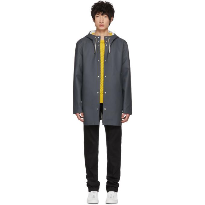 Photo: Stutterheim Grey Stockholm Raincoat