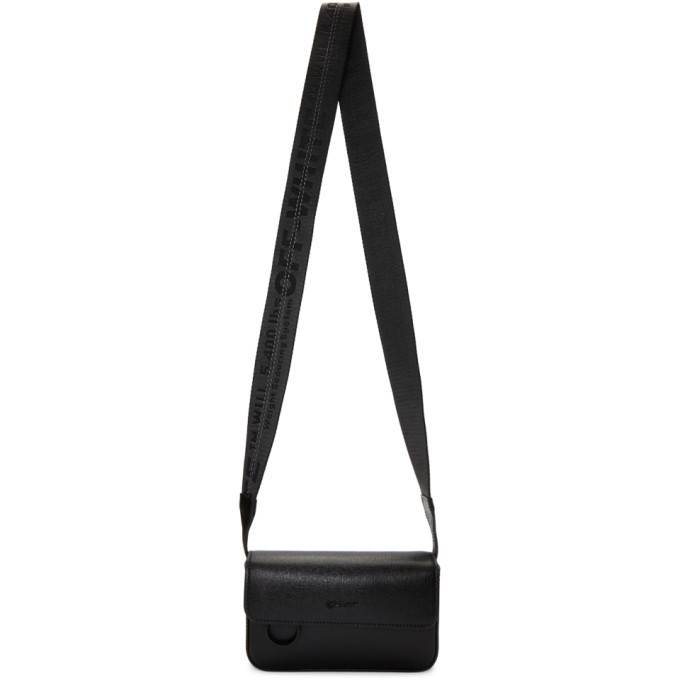 Photo: Off-White Black Crossbody Bag