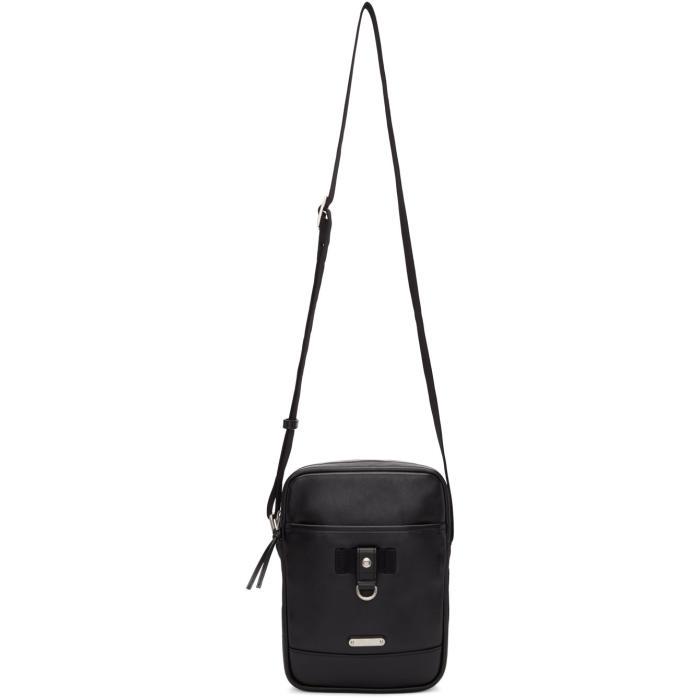 Photo: Saint Laurent Black Rivington Pouch Bag