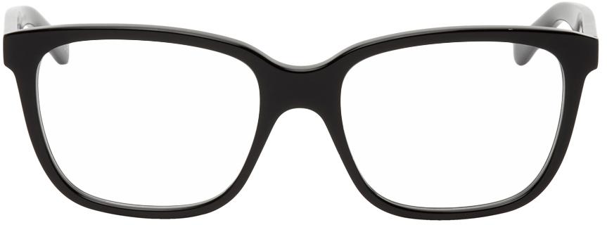 Photo: Balenciaga Black Square Glasses