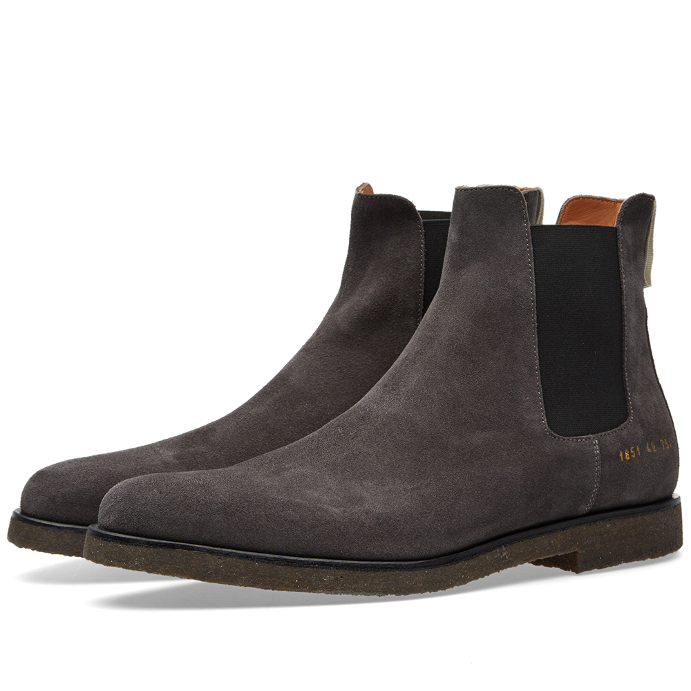 Photo: Common Projects Chelsea Boot