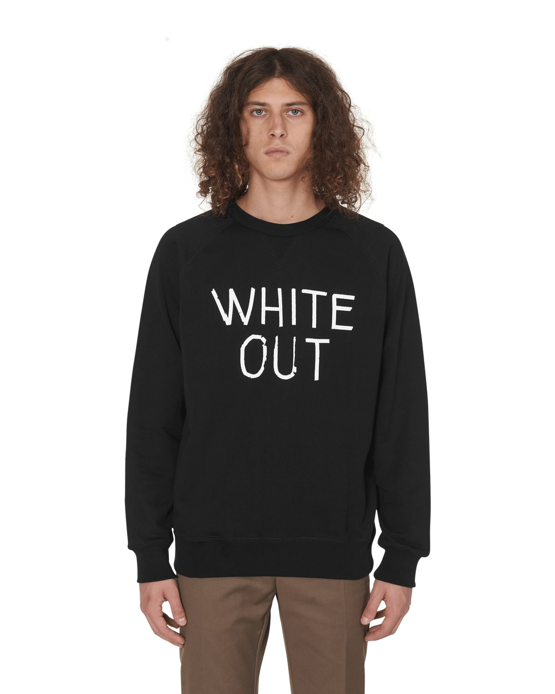 Photo: Wood Wood Hester Sweatshirt Black
