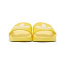 adidas Originals Yellow Adilette Lite Pool Slides