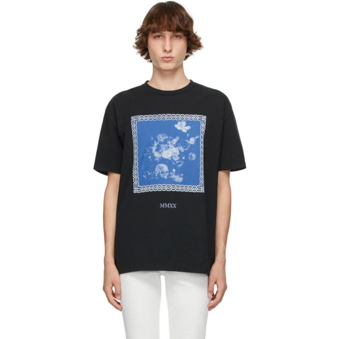 Photo: Ksubi Black Dolce Vita Biggie T-Shirt