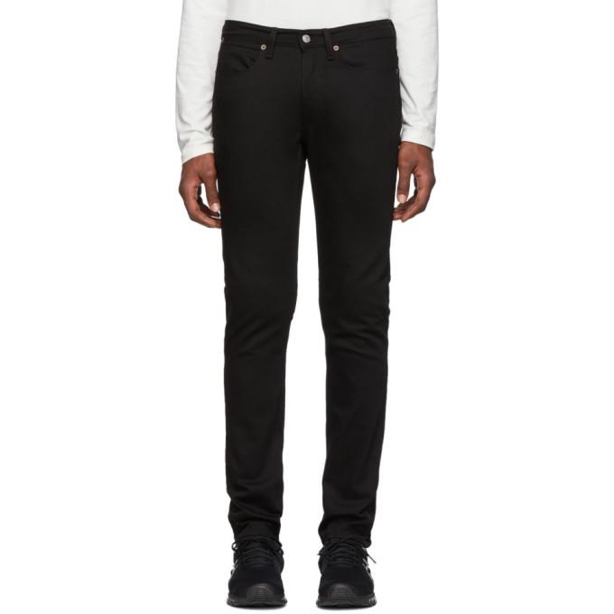Photo: Acne Studios Black Bla Konst Max Jeans