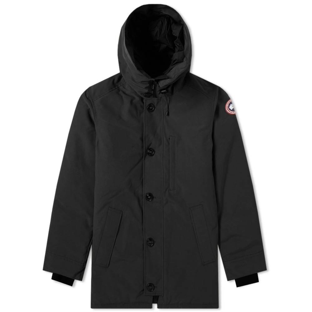 Photo: Canada Goose Chateau No Fur Parka