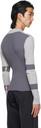 GmbH Grey Intarsia Ran Polo