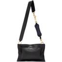 Sacai Black Small Pillow Bag