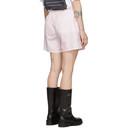 Raf Simons Pink Patch Boxer Shorts