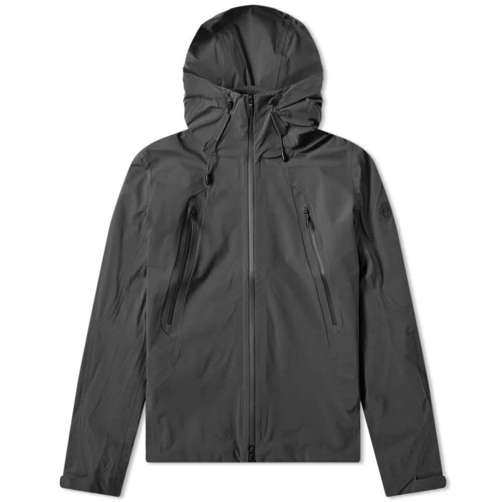 Photo: Descente Allterrain Creas Hard Shell Jacket Black