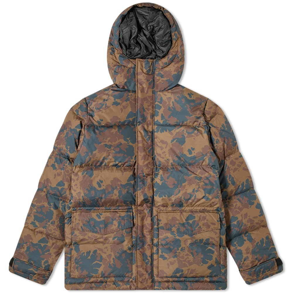 Photo: Wood Wood Sander Camo Jacket