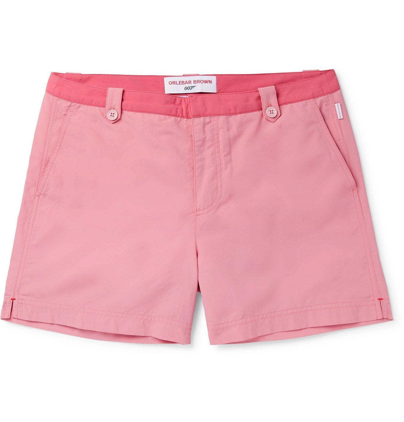 Photo: Orlebar Brown - Setter Short-Length Swim Shorts - Pink