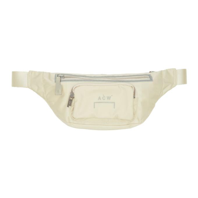 Photo: A-Cold-Wall* Off-White Nylon Body Bag
