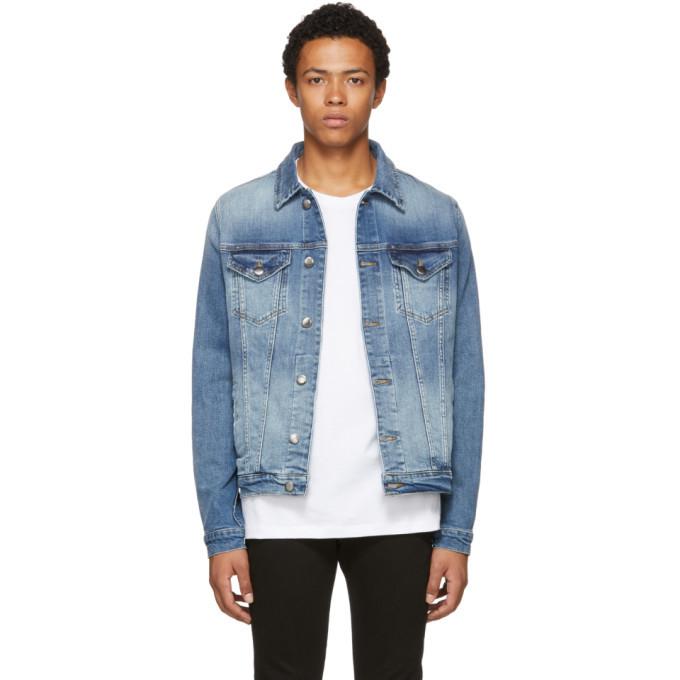 Photo: Frame Blue Denim LHomme Jacket