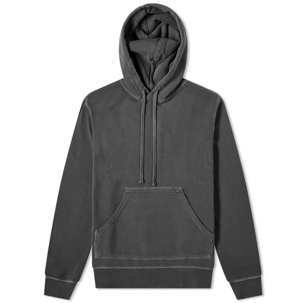Photo: Officine Generale Olivier Garment Dyed Hoody