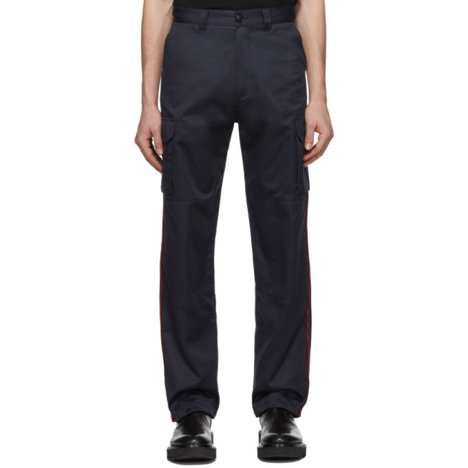 Photo: VETEMENTS Black Police Cargo Pants