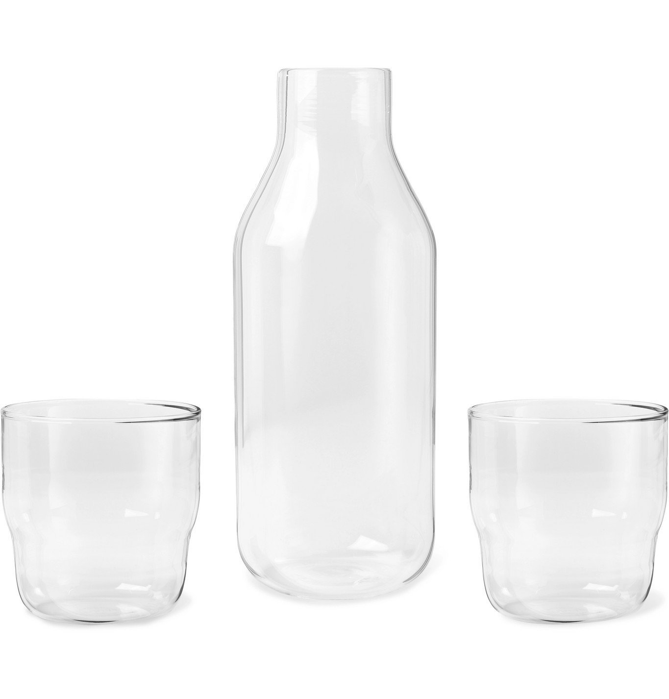Photo: RD.LAB - Helg Carafe and Glasses Set - Neutrals