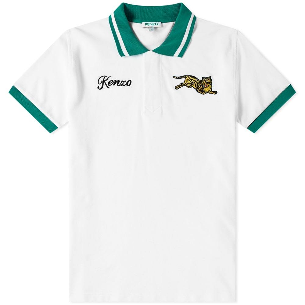 Photo: Kenzo Jumping Tiger Polo