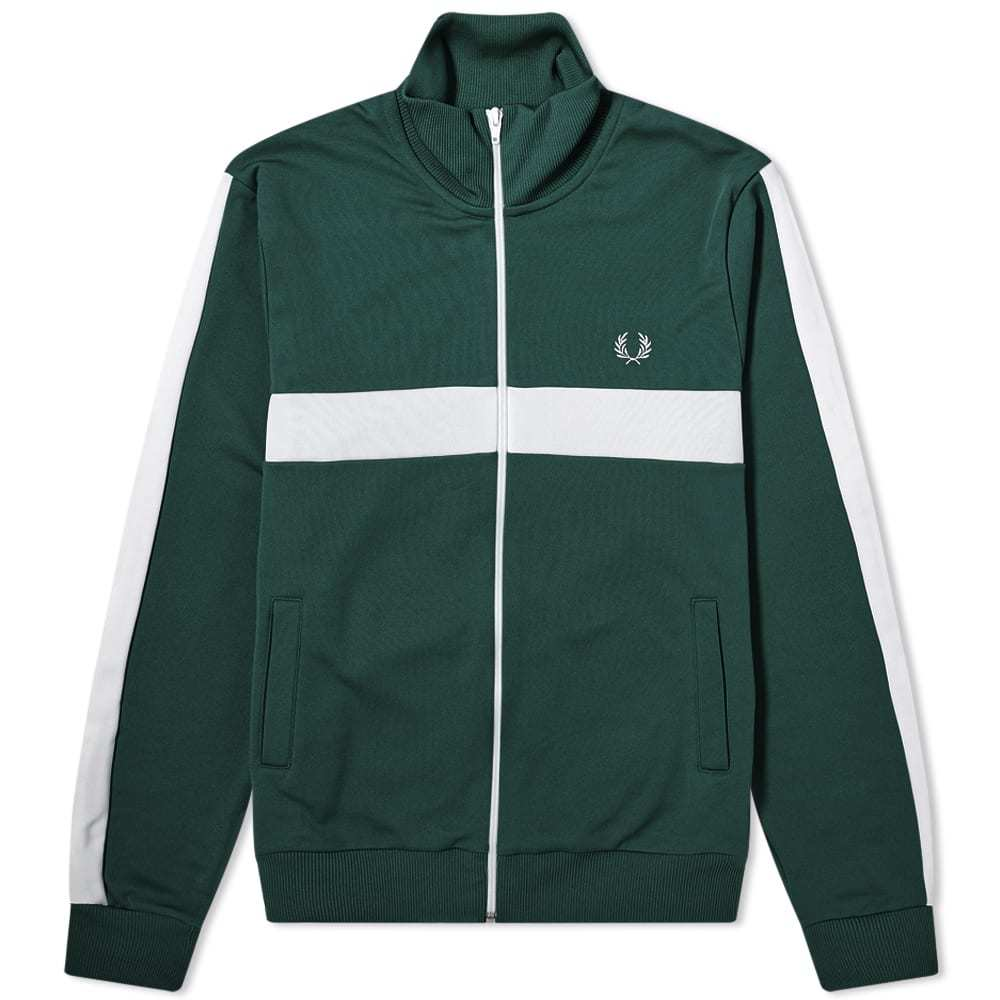 Photo: Fred Perry Contrast Stripe Track Top