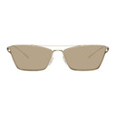 Oliver Peoples Gold Evey Sunglasses