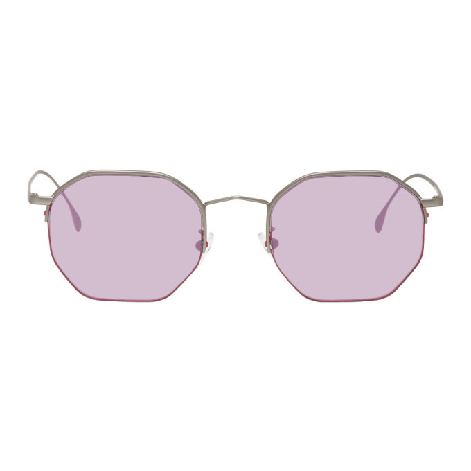 Photo: Paul Smith Silver Brompton Sunglasses