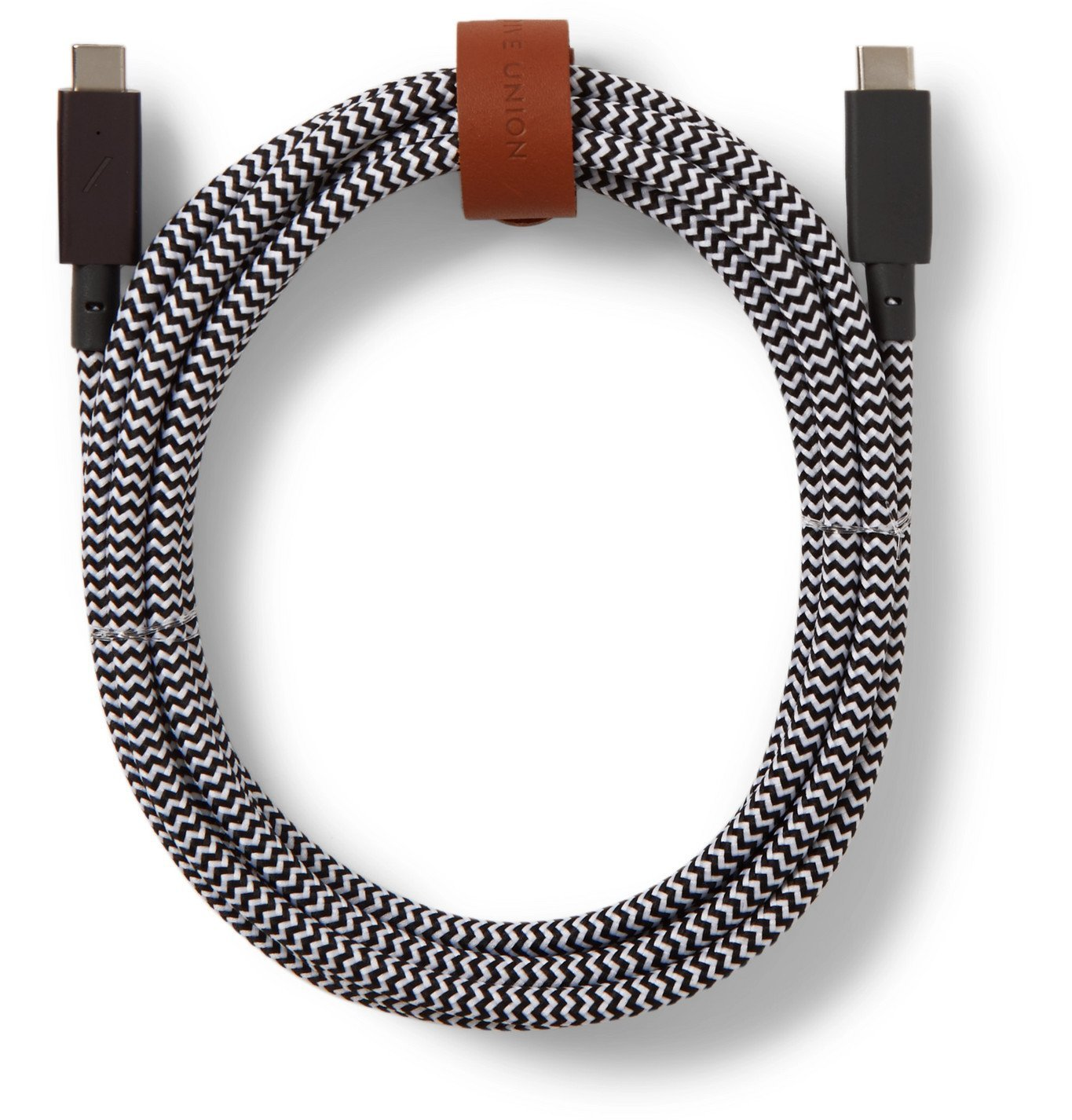 Photo: Native Union - Belt Pro XL Lightning Cable - Gray
