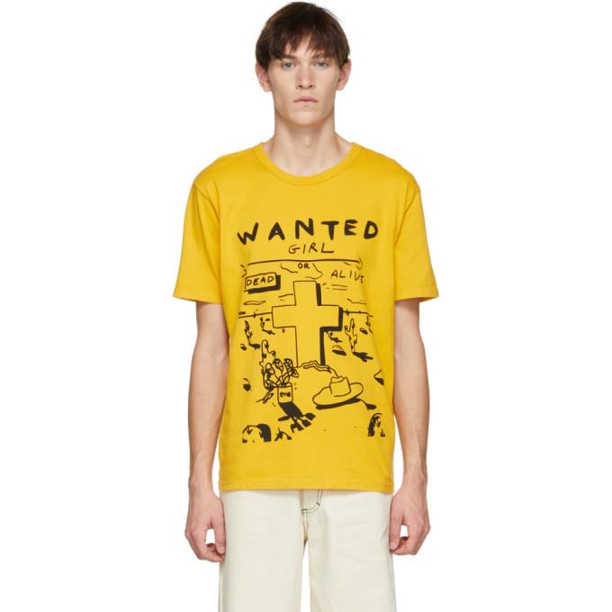Photo: Bianca Chandon Yellow Wanted T-Shirt