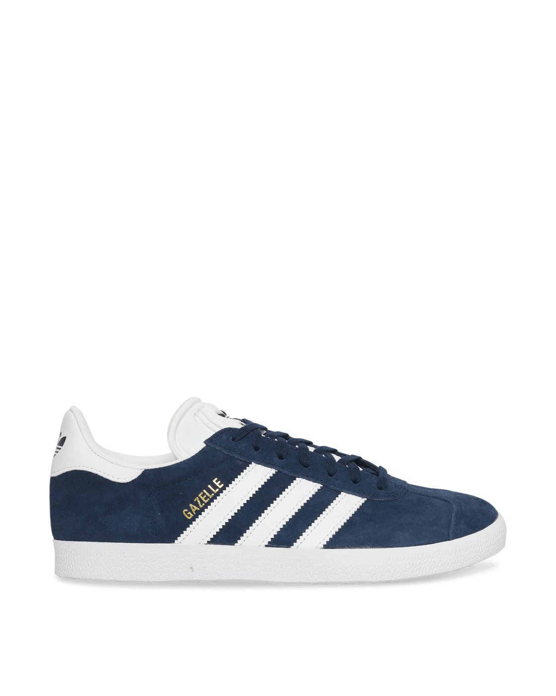 Photo: Adidas Originals Gazzelle Sneakers Navy/White