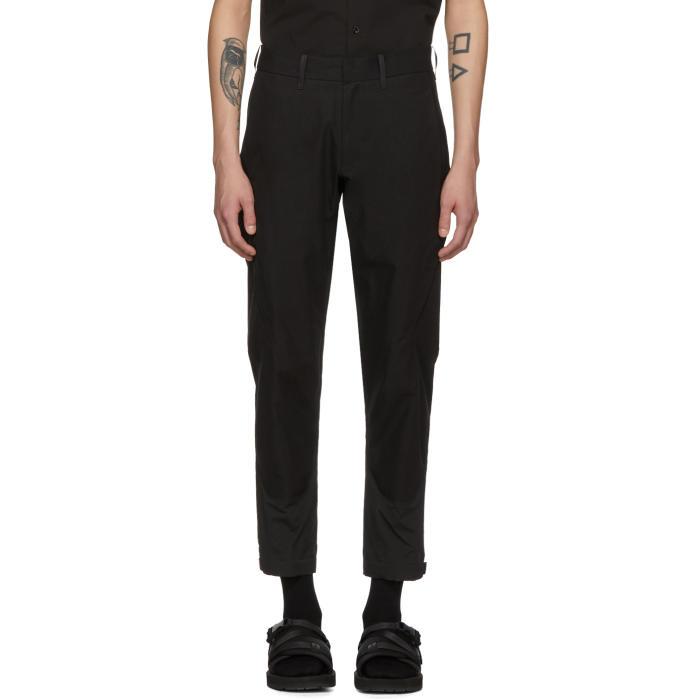 Arcteryx Veilance Black Apparat Trousers