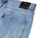 1017 ALYX 9SM - Skinny-Fit Distressed Embroidered Denim Jeans - Blue