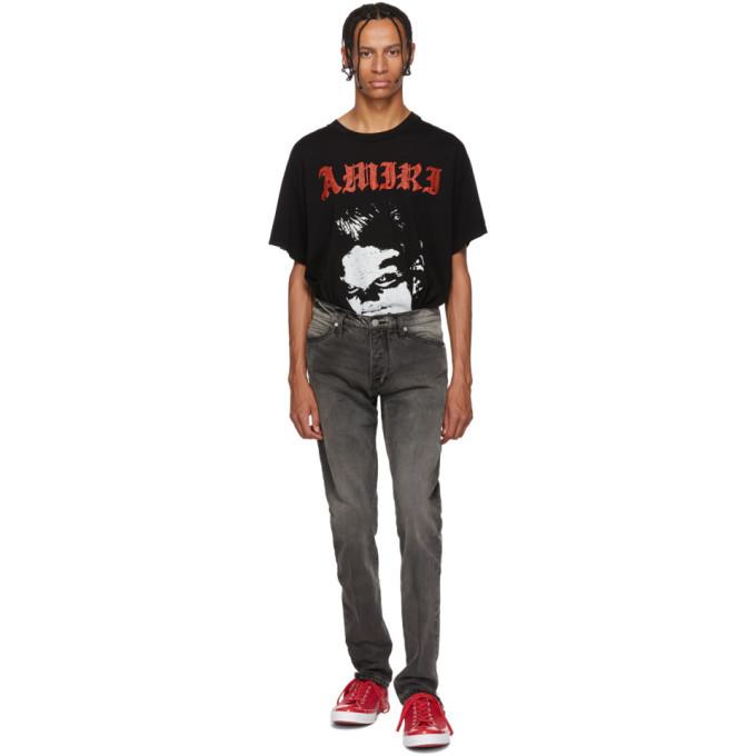 Photo: Rhude Black Breakaway Jeans