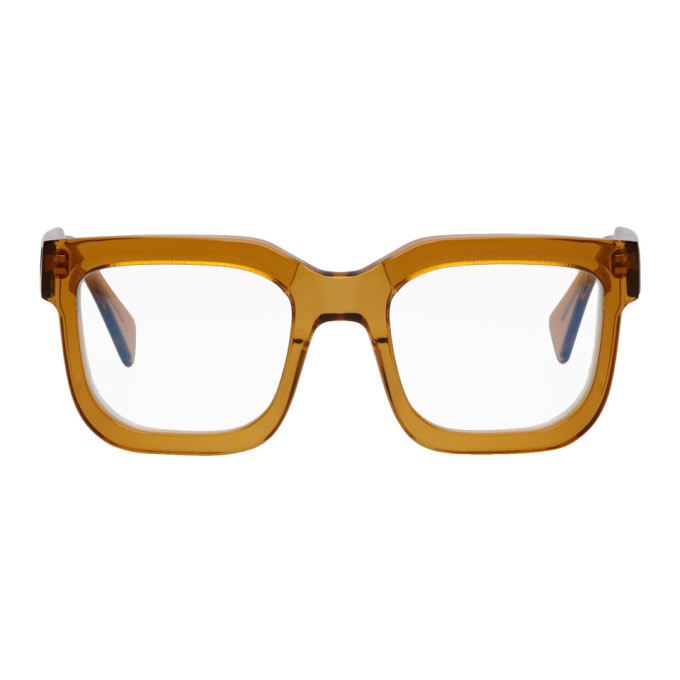 Photo: Kuboraum Orange K4 BM Glasses