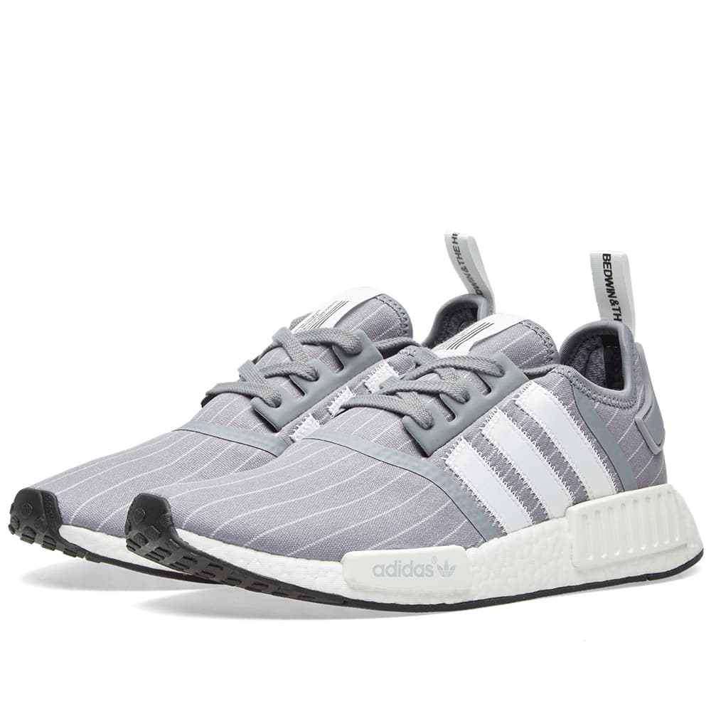 Adidas x Bedwin & The Heartbreakers NMD R1
