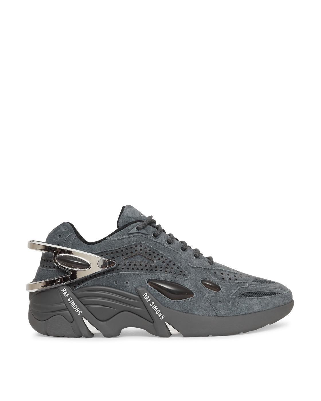 Photo: Raf Simons Runner Cylon 21 Sneakers Grey